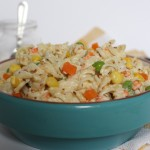 Posna salata sa makaronama i povrćem