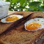 Jaje na oko u hlebu