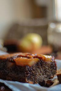 Jesenji kolac sa kruskom