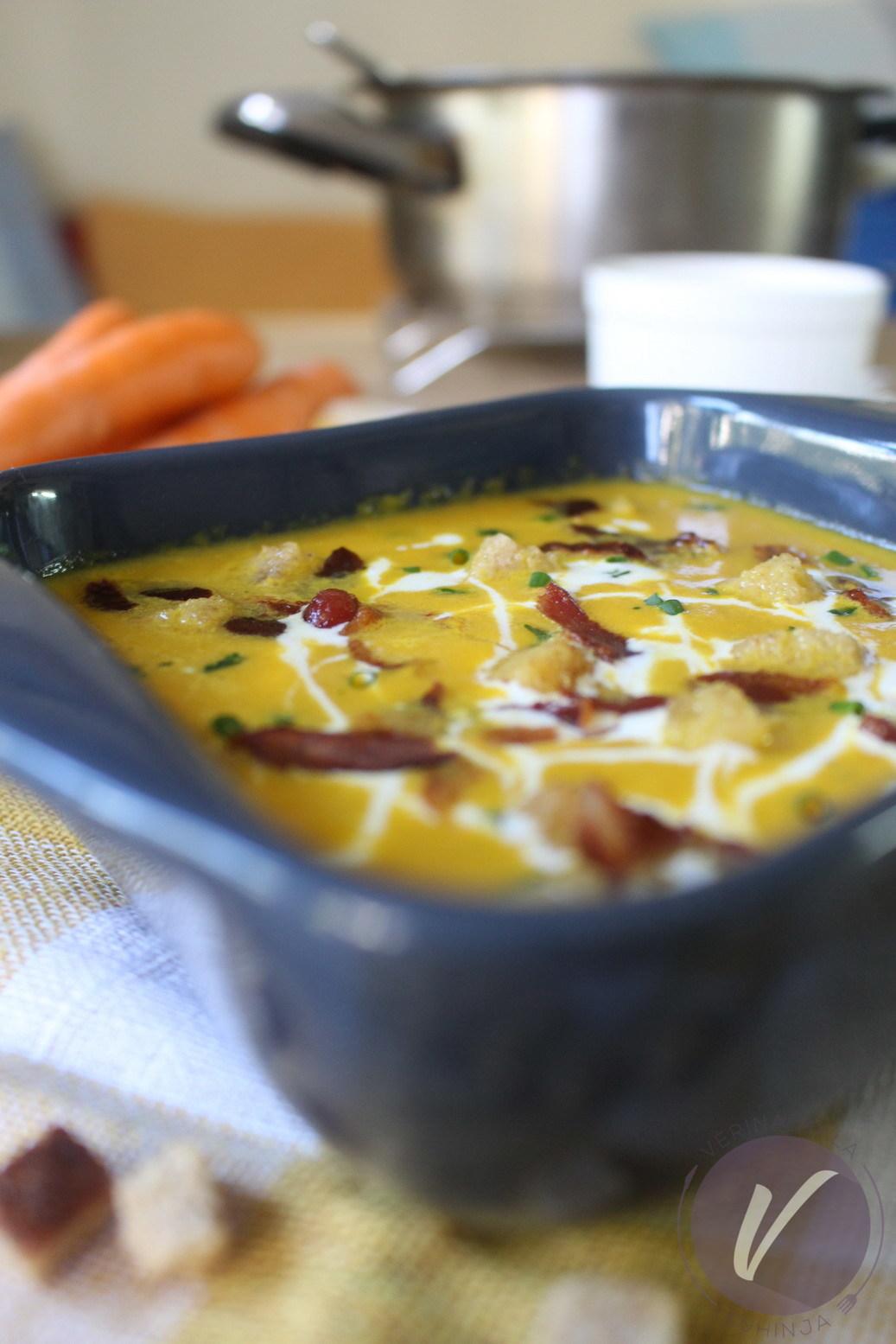 Recept za corbicu od sargarepe