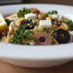 Mediteranska salata sa kinoom
