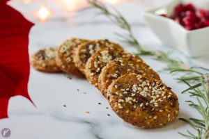 Hrskavi krekeri sa semenkama
