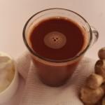 Topla čokolada sa đumbirom