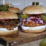 Falafel burgeri – posni burgeri od leblebija