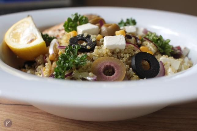 Recept za brzu salatu sa kinoom
